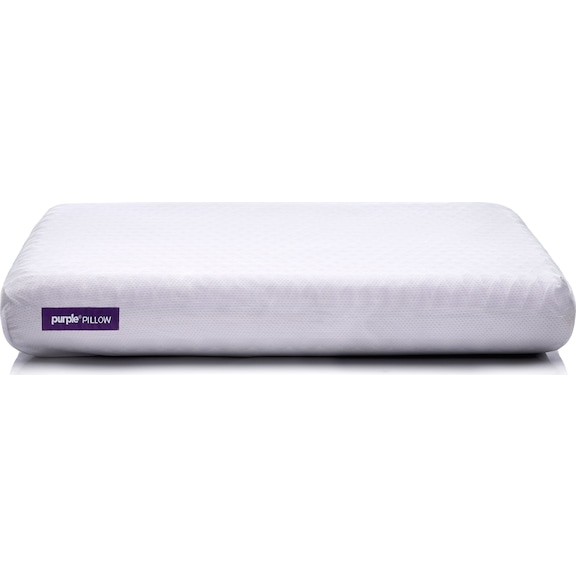 Mattresses and Bedding - The Purple Pillow with Booster