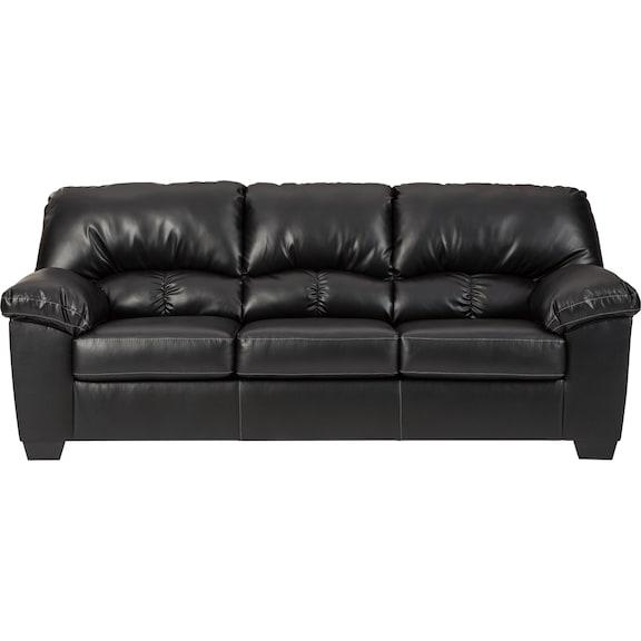 Living Room Furniture - Braze Sofa- Black