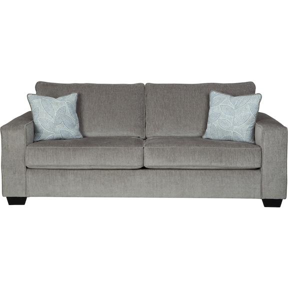 Living Room Furniture - Hartzell Alloy Sofa