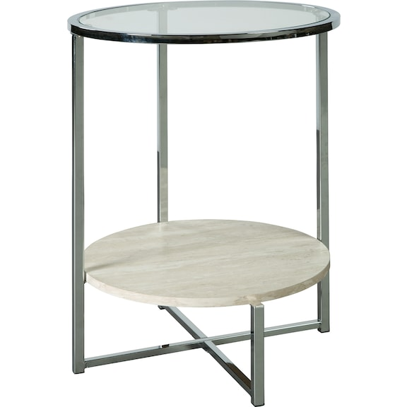 Accent and Occasional Furniture - Cara End Table