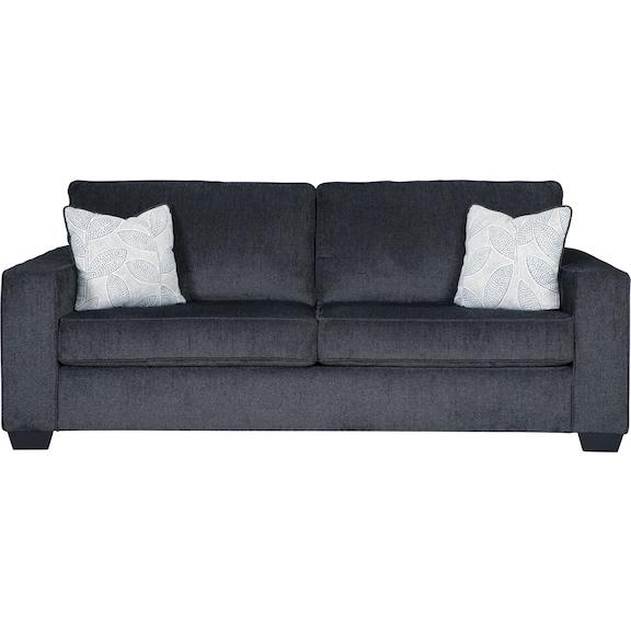 Living Room Furniture - Hartzell Slate Sofa
