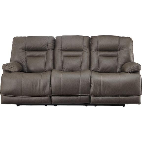 Living Room Furniture - Garrison Power Reclining Sofa