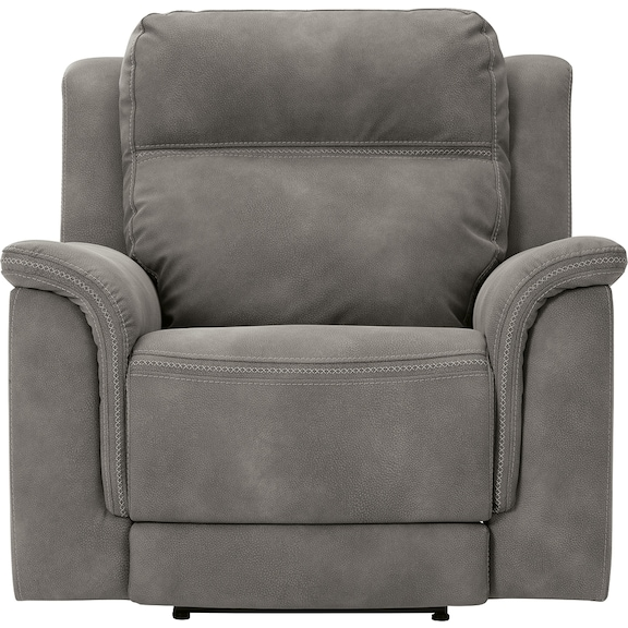 Living Room Furniture - Bodie Power Recliner