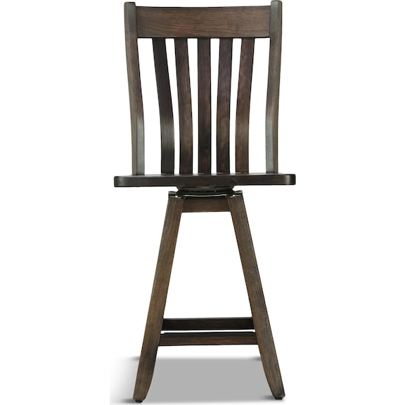 Dining Room Furniture - Rocky Mountain Swivel Barstool