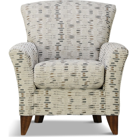Living Room Furniture - Lonsdale Accent Chair - Twilight