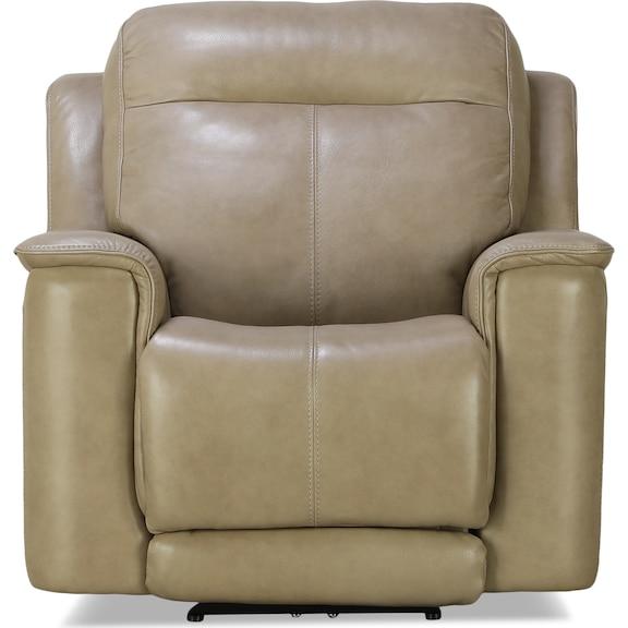 Living Room Furniture - Castin Sand Power Recliner