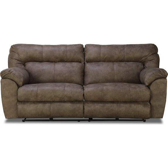 Living Room Furniture - Adeline Power Reclining Sofa