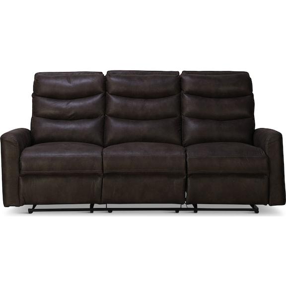 Living Room Furniture - Jasper Reclining Sofa