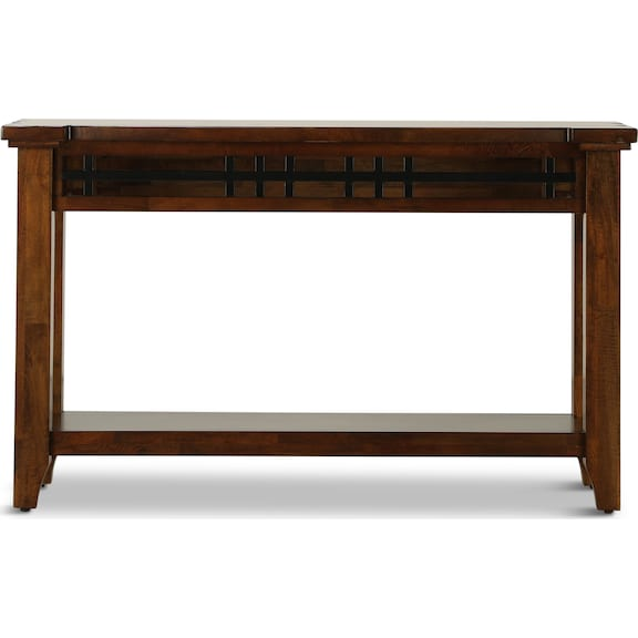 Accent and Occasional Furniture - Mckennon Sofa Table