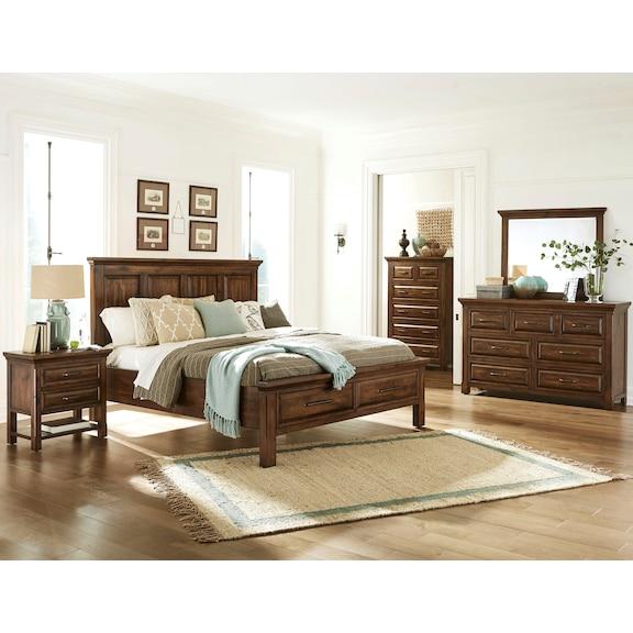 Bedroom Furniture - Trenton Bedroom Mirror