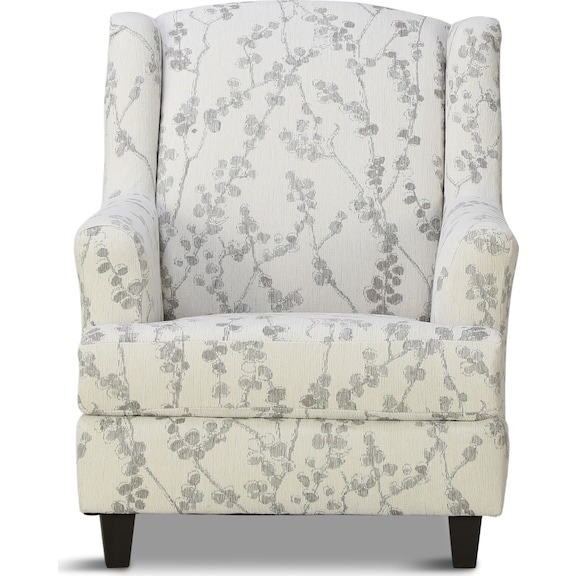 Living Room Furniture - Claudia Accent Chair