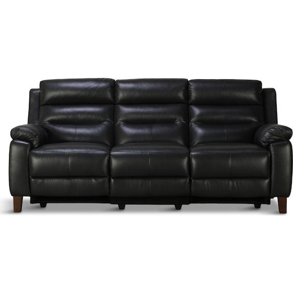 Living Room Furniture - Blazen Power Reclining Sofa