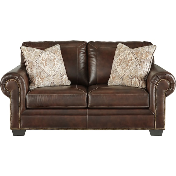 Living Room Furniture - Roleson Loveseat