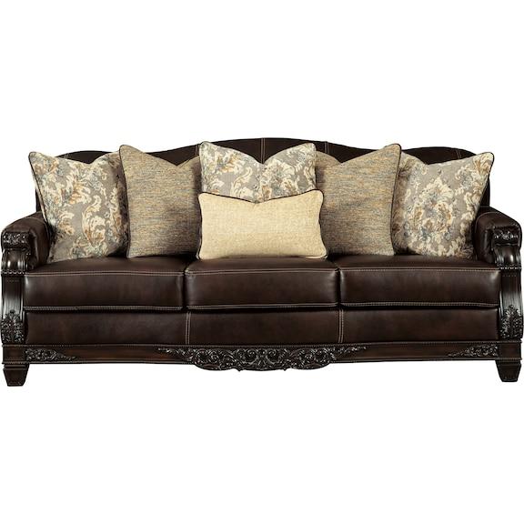 Living Room Furniture - Embrook Sofa