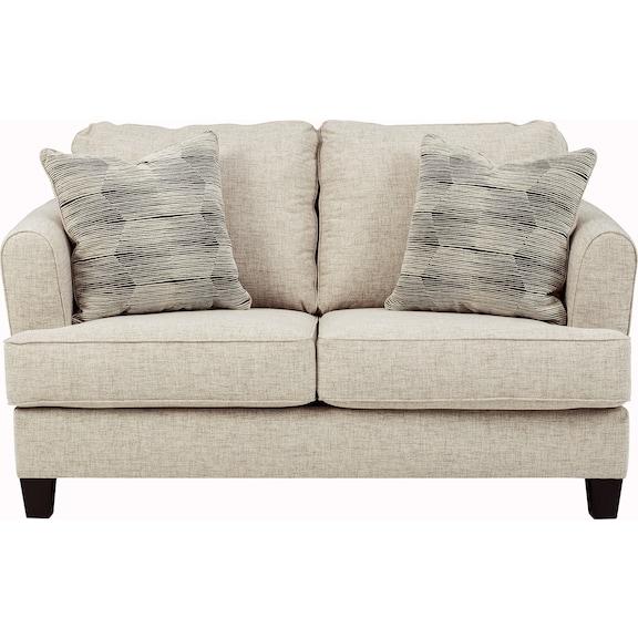 Living Room Furniture - Callisburg Loveseat