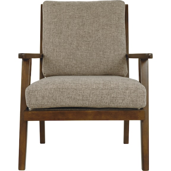Living Room Furniture - Dahra Accent Chair