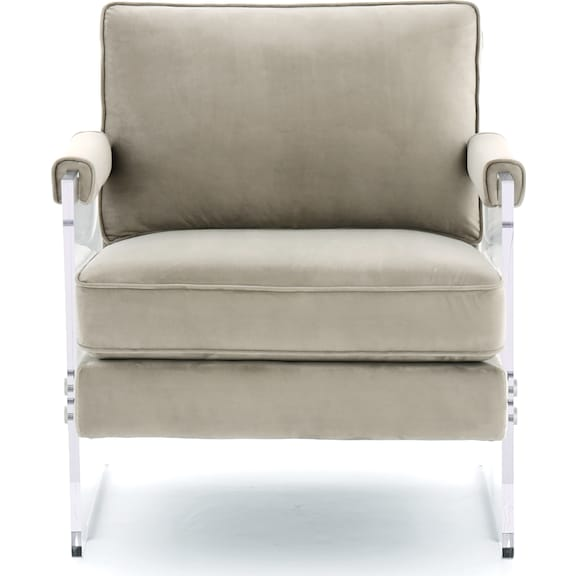 Living Room Furniture - Avonley Accent Chair