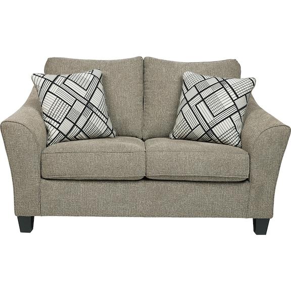 Living Room Furniture - Barnesley Loveseat