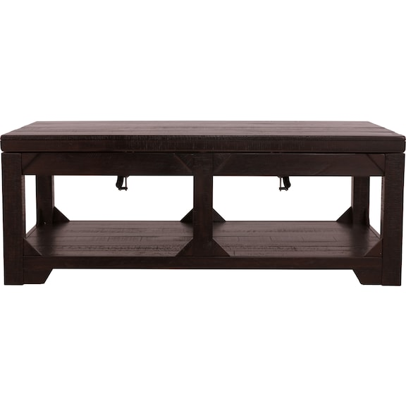 Accent and Occasional Furniture - Rogness Coffee Table with Lift Top