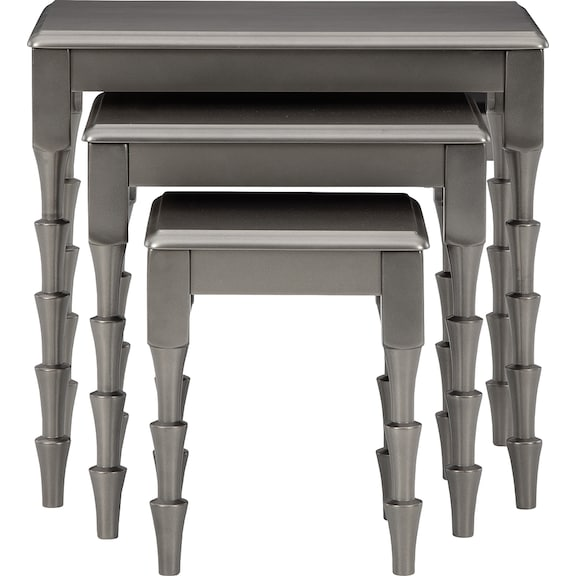 Accent and Occasional Furniture - Larkendale Accent Table (Set of 3)