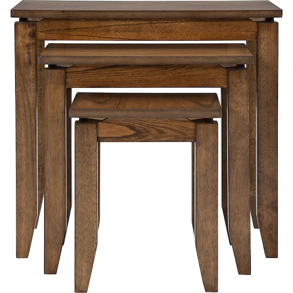 Accent and Occasional Furniture - Brentmond Accent Table (Set of 3)