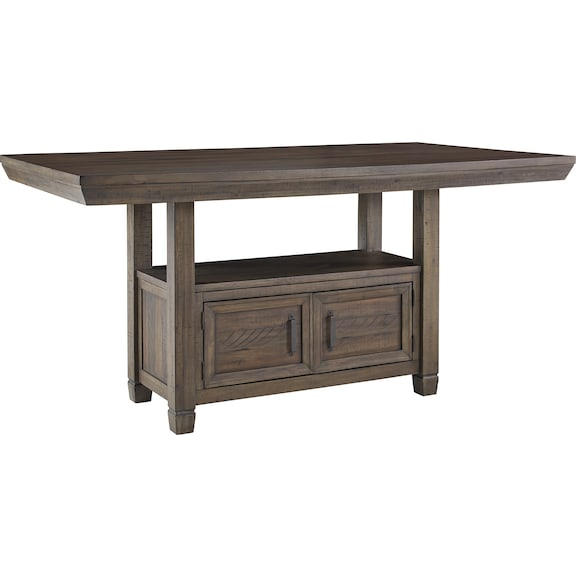 Dining Room Furniture - Johurst Counter Height Dining Table