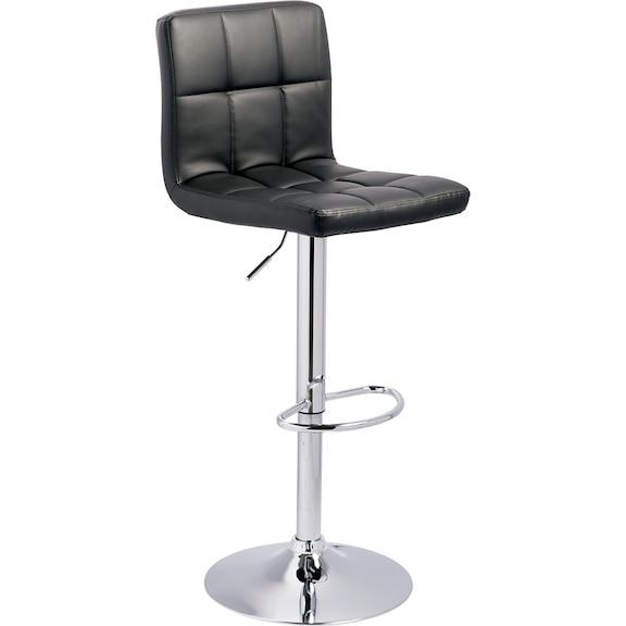 Dining Room Furniture - Bellatier Adjustable Height Bar Stool