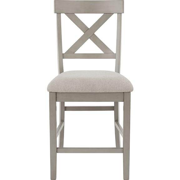 Dining Room Furniture - Parellen Counter Height Bar Stool