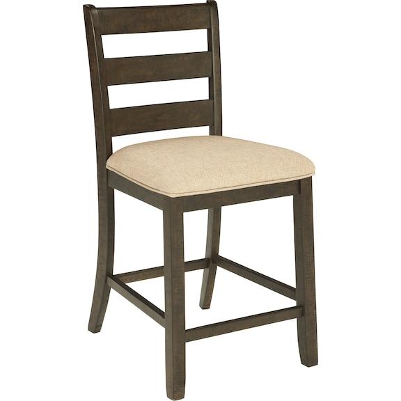 Dining Room Furniture - Rokane Counter Height Bar Stool