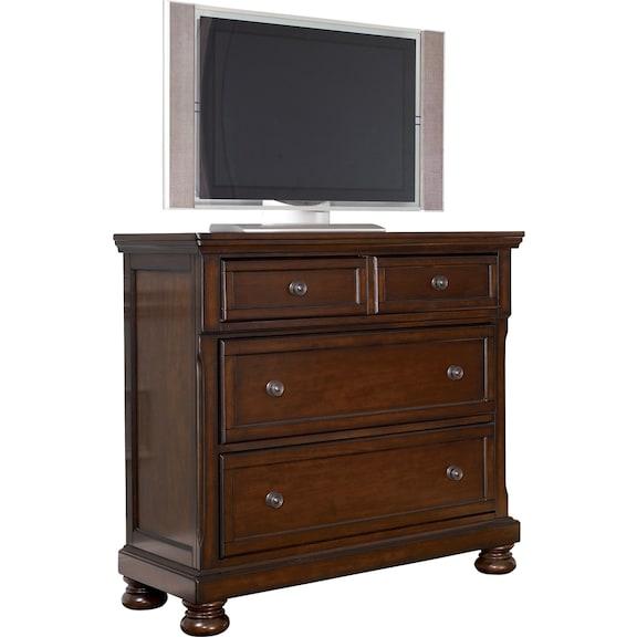 Bedroom Furniture - Porter Media Chest