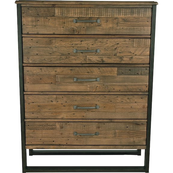 Bedroom Furniture - Sommerford Chest of Drawers