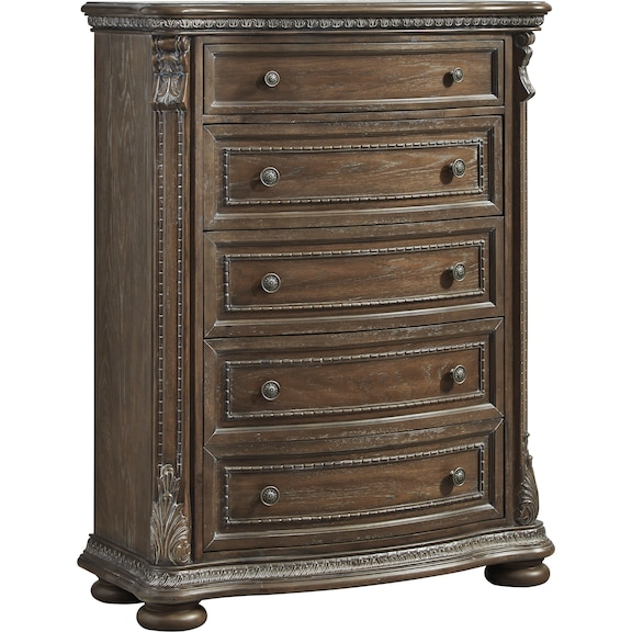 Bedroom Furniture - Charmond Chest of Drawers