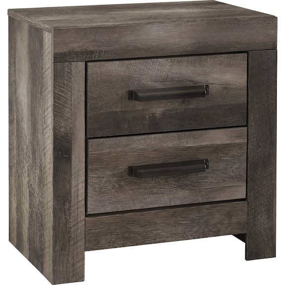 Bedroom Furniture - Wynnlow Nightstand