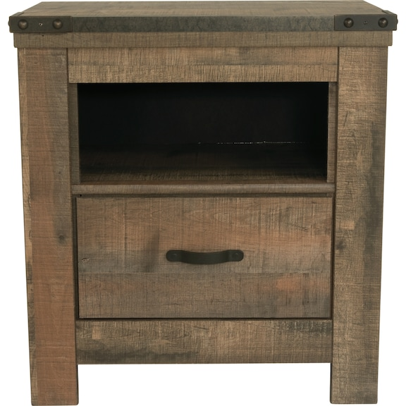Bedroom Furniture - Trinell Nightstand