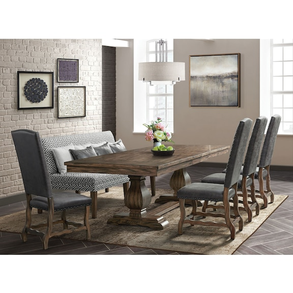 Dining Room Furniture - Evelin Dining Table