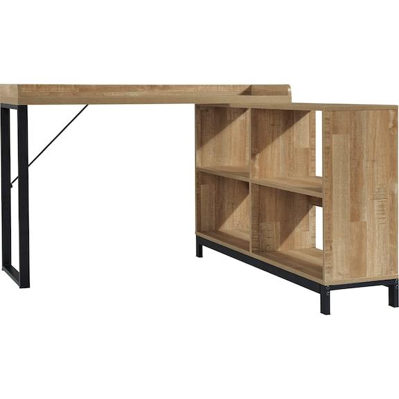"Home Office Furniture - Gerdanet 47"" L-Shaped Home Office Desk"