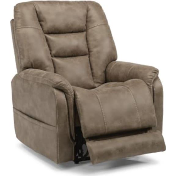 Living Room Furniture - Luna Power Recliner