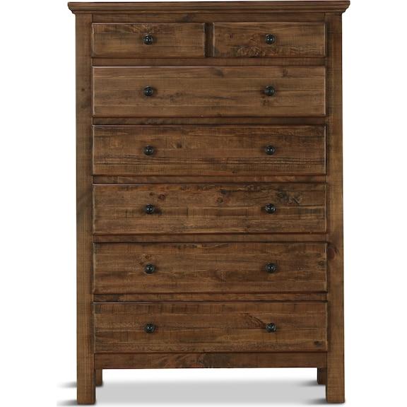 Bedroom Furniture - Valier Drawer Chest