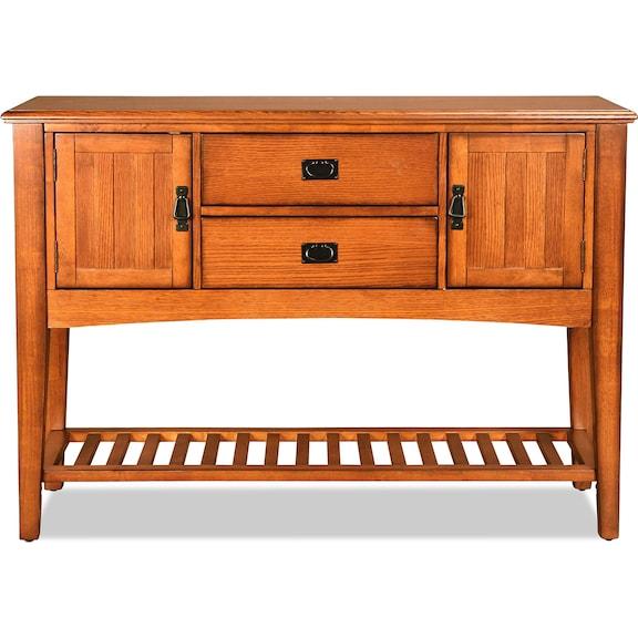 Dining Room Furniture - Oak Park Sideboard