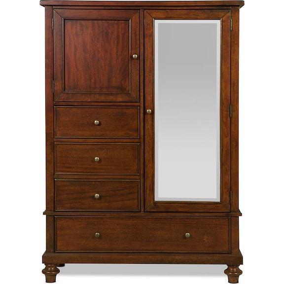 Bedroom Furniture - Camden Gentleman's Chest