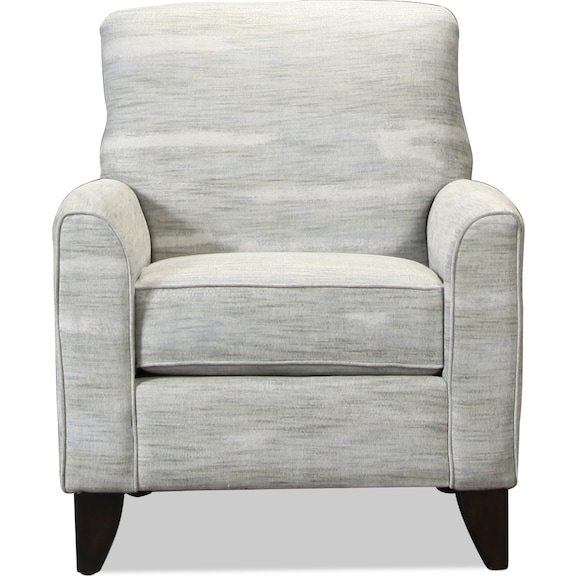 Living Room Furniture - Titan Accent Chair - Riptide