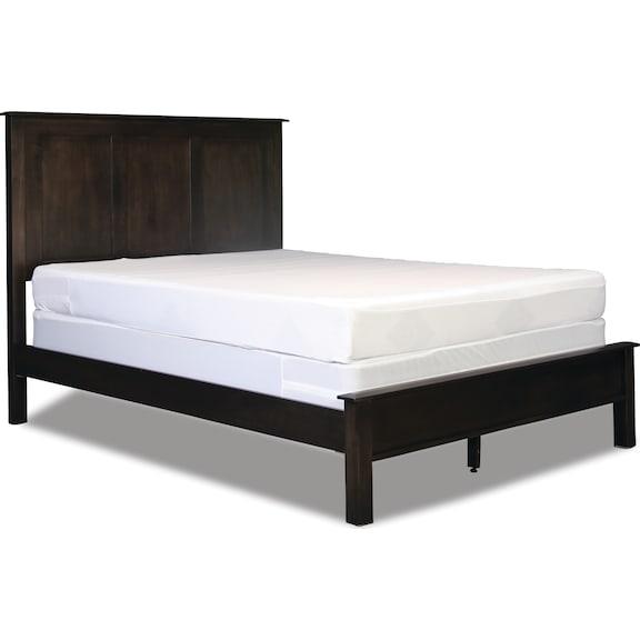 Bedroom Furniture - Simplicity II Queen Panel Bed