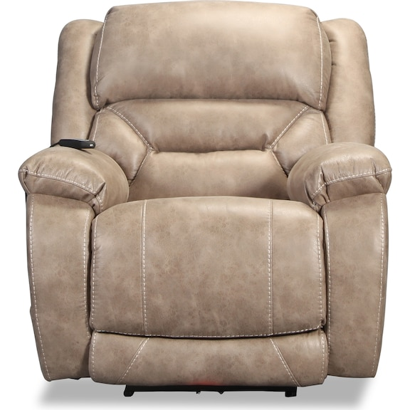 Living Room Furniture - Valor Power Recliner