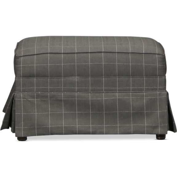 Living Room Furniture - Beatrice Accent Ottoman