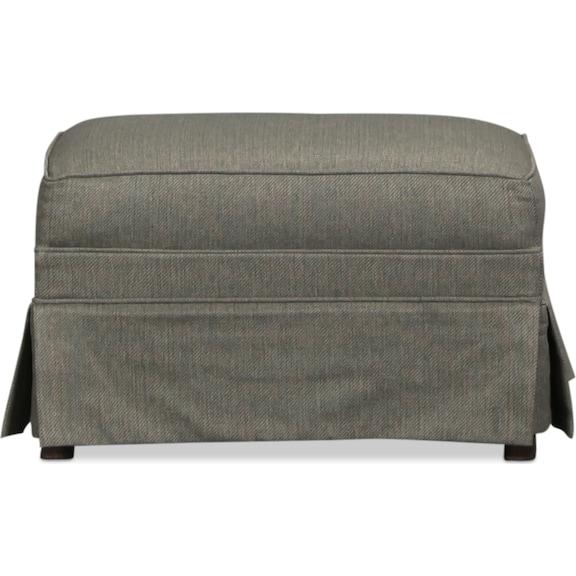 Living Room Furniture - Beatrice Ottoman