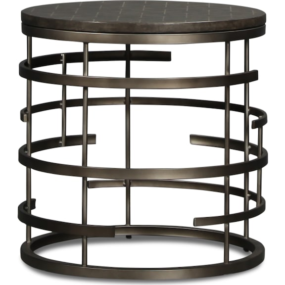 Accent and Occasional Furniture - Cosette Lamp Table