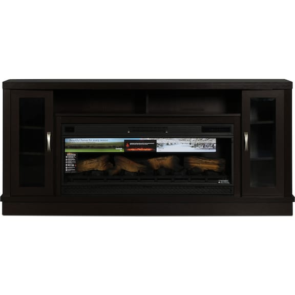 Accent and Occasional Furniture - Hutchinson Media Fireplace