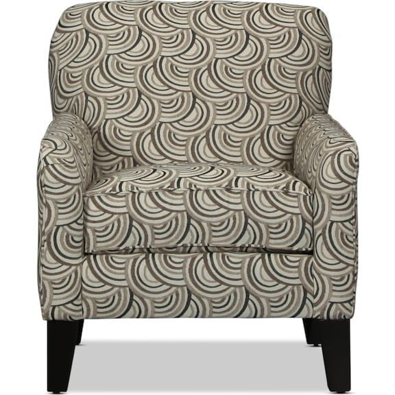 Living Room Furniture - Desmond Accent Chair