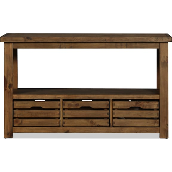 Accent and Occasional Furniture - Stratton Sofa Table