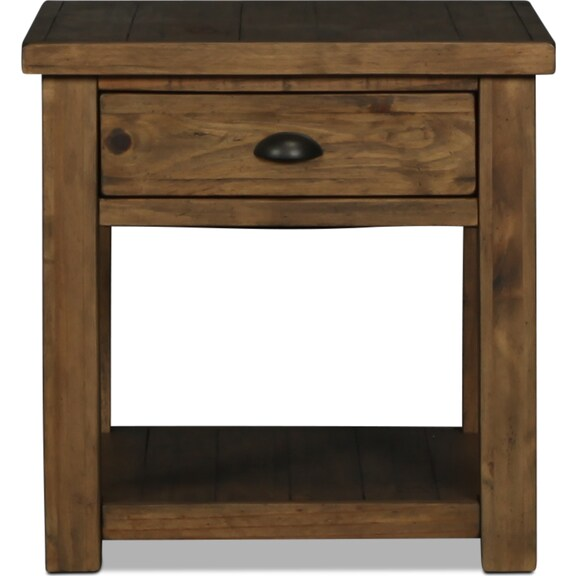 Accent and Occasional Furniture - Stratton End Table